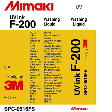 SPC-0516FS F-200 Washing Liquid cartridge