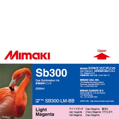 SB300-LM-BB Sb300 Light Magenta
