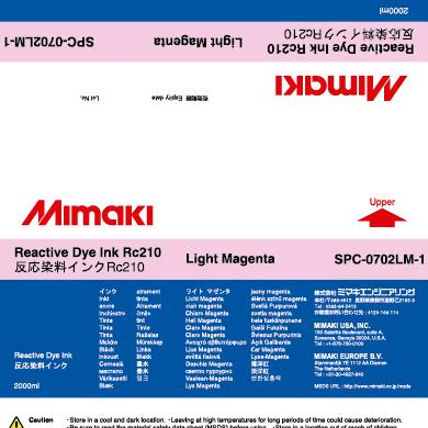SPC-0702LM Rc210 Light Magenta
