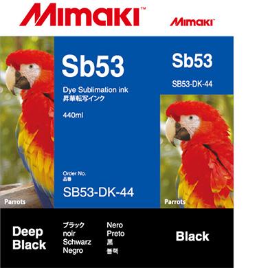 SB53-DK-44 Sb53 Deep Black