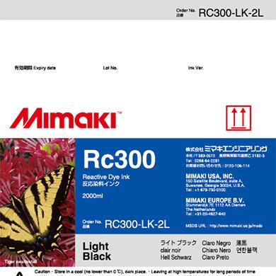 RC300-LK-2L Rc300 Light Black