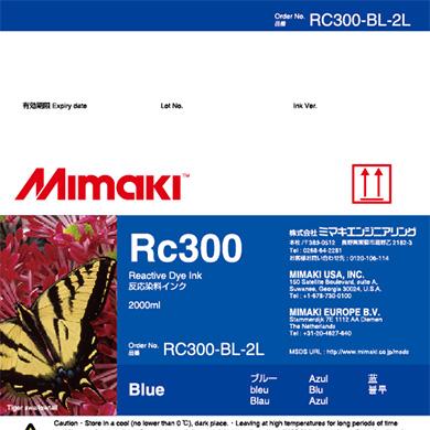 RC300-BL-2L Rc300 Blue