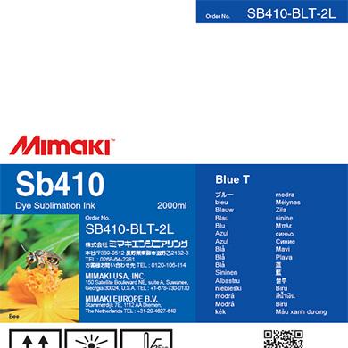 SB410-BLT-2L Sb410 Blue T