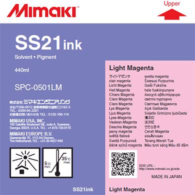 SPC-0501LM SS21 Light Magenta