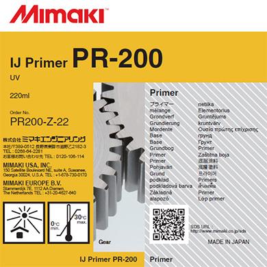 PR200-Z-22 IJ Primer PR-200 220ml Cartridge