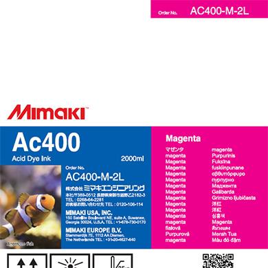 AC400-M-2L Ac400 Magenta