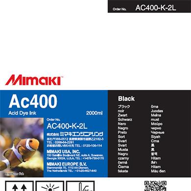 AC400-K-2L Ac400 Black