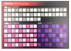 ARTISTA UV Texture Library 花纹清单