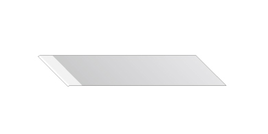 SPB-0044 High-speed steel blade45°