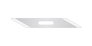 SPB-0048 High-speed steel blade30° 7mm