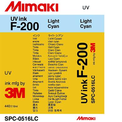 SPC-0516LC F-200 Light Cyan