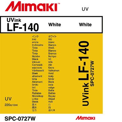 SPC-0727W LF-140 White