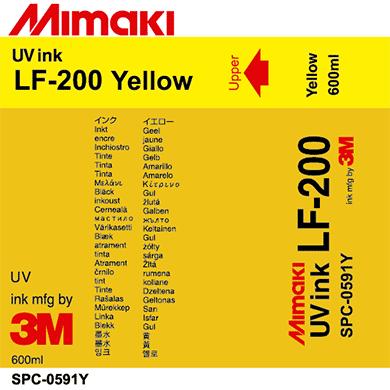 SPC-0591Y LF-200 Yellow