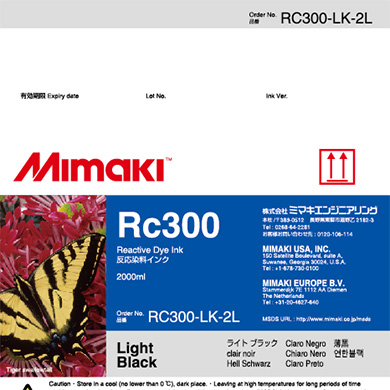 RC300-LK-2L Rc300 Light Black