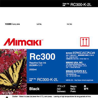 RC300-K-2L Rc300 Black