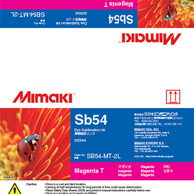 SB54-MT-2L Sb54 Magenta T