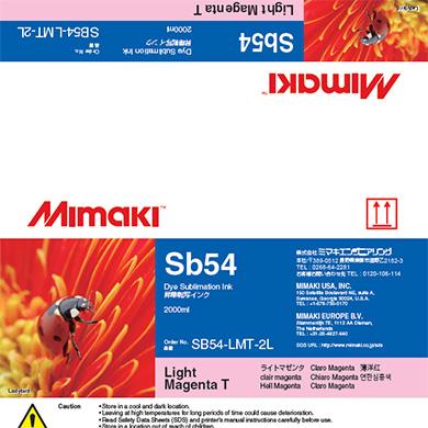 SB54-LMT-2L Sb54 Light Magenta T