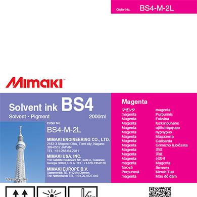 BS4-M-2L BS4 Magenta