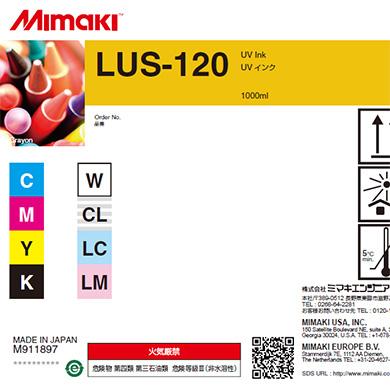 LUS12-Y-BA LUS-120 Yellow