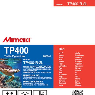 TP400-R-2L TP400 Red