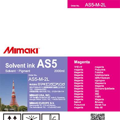 AS5-M-2L AS5 Magenta